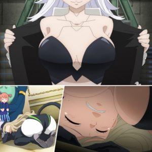 11【エロGIF】エデンズゼロのエロシーンまとめ【一般アニメ】