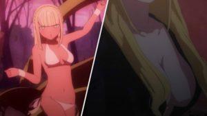 05【エロGIF】死神坊ちゃんと黒メイドのエロシーンまとめ【一般アニメ】