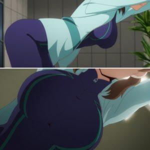 09【エロGIF】魔法科高校の優等生エロシーンまとめ【一般アニメ】